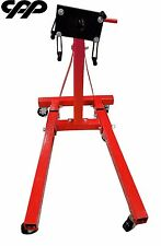 2000 lb Engine Stand Hoist Automotive Lift Rotating Folding Shop Jack