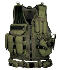 Vest Tactical Molle Hunting Military Gun Load Army Assault Swat Modular Condor