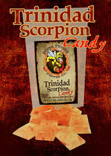 TRINIDAD SCORPION PEPPER , SPICY CANDY, WORLDS HOTTEST PEPPERS, HOT CANDY