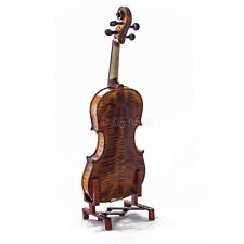 "New High Quality 15.5"" Size Viola Solid Wood Intermediate Satin Viola (1 Bow)"