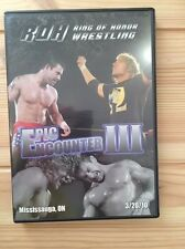 ROH Epic Encounter III Ring of Honor PWG NJPW Kenny Omega Richards Bullet Club