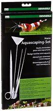 Dennerle Nano Aquascaping Set - Aquascaping Tools