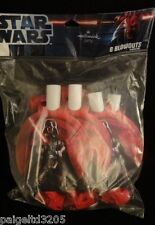 Hallmark Party Star Wars Blowouts Party Favors - Darth Vader  8 Ct
