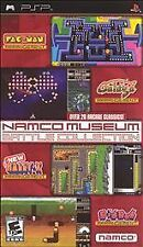 Namco Museum Battle Collection (Sony PSP, 2005)