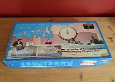 Countdown Board Game by Spears Games Channel 4 1993 Complete Richard Whiteley