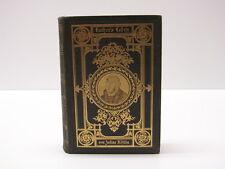 Altes Buch 1887 Luthers Leben von Julius Köstlin