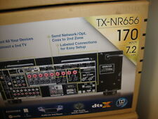 Onkyo TX-NR656 7.2 Channel Network A/V Receiver w/ Wi-Fi and Bluetooth,