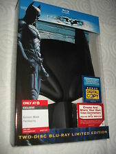 DARK KNIGHT BATMAN MASK TARGET LIMITED EDITION BLU-RAY BRAND NEW SEALED