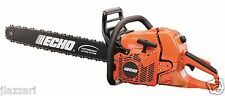 "Echo CS620P-24 Chainsaw 59.8 CC, 24"" Bar and Chain, Performance Cutting System"