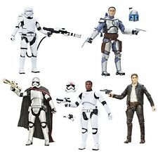 Star Wars:TFA The Black Series 6-Inch Action Figures Wave 5 Case - In Stock!