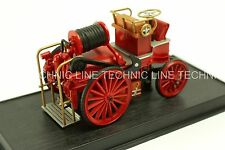 Pompe Automobile Electrique France - 1900  Fire Truck Diecast Model 1:43  No 6