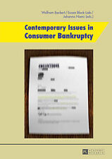 Contemporary Issues In Consumer Bankruptcy  9783631639177