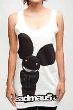 Deadmau5 Electronica DJ Dance Party Music WOMEN Tank TOP T-SHIRT DRESS Size S M