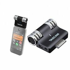Tascam iM2 Stereo Microphone for iPad/iPhone iOS