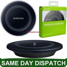Original Samsung Qi WIRELESS CHARGER Galaxy S6 EDGE Charging Pad Plate Station