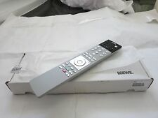 LOEWE 89950a23 Assist 2 Home Cinema TV/DVD/Audio 3d Telecomando Argento * NUOVO * Regno Unito