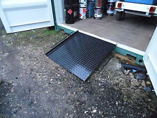 shipping container door ramp 8ft 10ft 20ft 40 ft