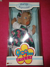 GlooBee Dolls - Real Life Expressions - Bambola Espressione Vera 1995 Gloo Bee