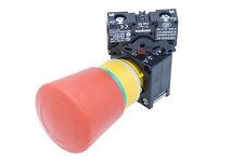 SIEMENS 3SB3203-1HA20 Leuchtmelder Pilzdrucktaster NEW NEU
