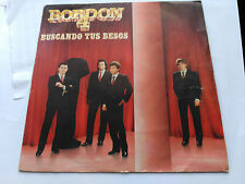 SINGLE PROMO BORDON 4 - BUSCANDO TUS BESOS - EMI SPAIN 1986 VG+