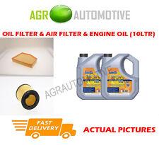 PETROL OIL AIR FILTER KIT + LL 5W30 OIL FOR BMW 630I 3.0 258 BHP 2004-11