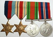 Lot 4 decorations militaires 1939-1945 Royaume-Uni