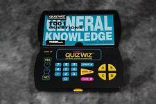 Tiger Quiz Wiz Electronic Question & Answer Game *Working*