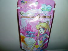 Sailor moon Japan Collection candy gummy mango yogurt cute snack gummi pouch bag