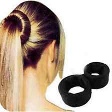 French Styling Hairagami Hair Bun Fold Wrap Snap Styling Tool Accessory For Girl