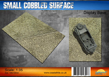 1:35 Scale Small Cobbled Surface Display Base