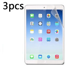 3X HD Clear Screen Protector Shield Film For iPad Air 2 iPad 6 ipad air JG