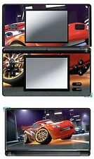 SKIN DECAL STICKER DECO FOR NINTENDO DS LITE REF 9 CARS