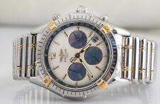 BREITLING  Chronograph  Gold & Steel Wristwatch