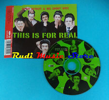 CD Singolo David Devant And His Spirit Wife This Is For Real CD 2 KIND 5CDX(S21)