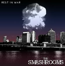 THE SMASHROOMS - REST IN WAR - MUSIC CD