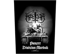 MARDUK panzer division 2015 - GIANT BACK PATCH  36 x 29 cms Official Merchandise