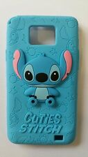 IT- PHONECASEONLINE SILICONE COVER C STITCH PARA SAMSUNG GALAXY S2