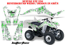 Amr racing decoración Graphic kit ATV suzuki ltz & Kawasaki KFX Butterfly B