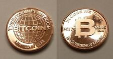 The Bit coin Penny 2-pack commemorative coins 2015 SOLD OUT (casascius lealana)