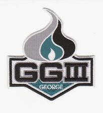 MEMORIAL PATCH FOR SAN JOSE SHARKS FORMER OWNER GEORGE GUND III 3RD 2013