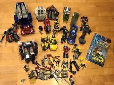 Raccolta di 15 + Beast Machines / trasformatori