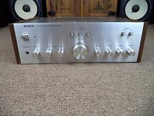 Sony TA-F3A Stereo Integrated Amplifier / Perfect Working Condition /