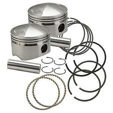 S S Cycle Forged Pistons for 88ci.- 103ci. Motors and Sidewinder Kit - .060 Over