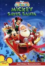 Mickey Mouse Clubhouse: Mickey Saves Santa and Other Mouseketa (2006, DVD NIEUW)