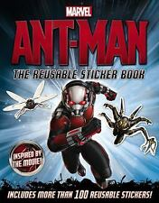 Marvel's Ant-Man: The Reusable Sticker Book, Cho, Charles