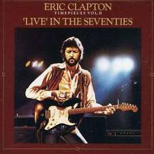 Time Pieces Vol. II - Eric Clapton CD POLYDOR