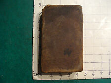 Vintage book: 1792 THE LIFE of BARON FREDERIC TRENCK: containing his adventures