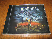 "IRON ANGEL ""Winds of War"" CD  morbid saint deathrow"