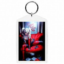 DC  Comics  HARLEY QUINN Joker's Girl #5  PHOTO KEYCHAIN