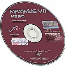 ASUS Maximus VII Hero  MOTHERBOARD AUTO INSTALL DRIVERS M3250